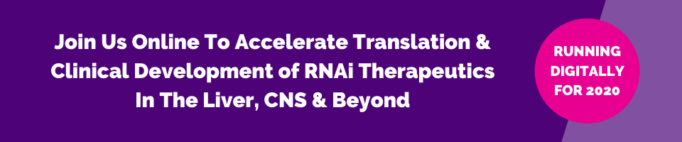 RNAi-Based Therapeutics Summit