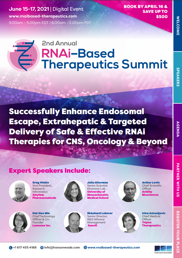 RNAI Front Cover